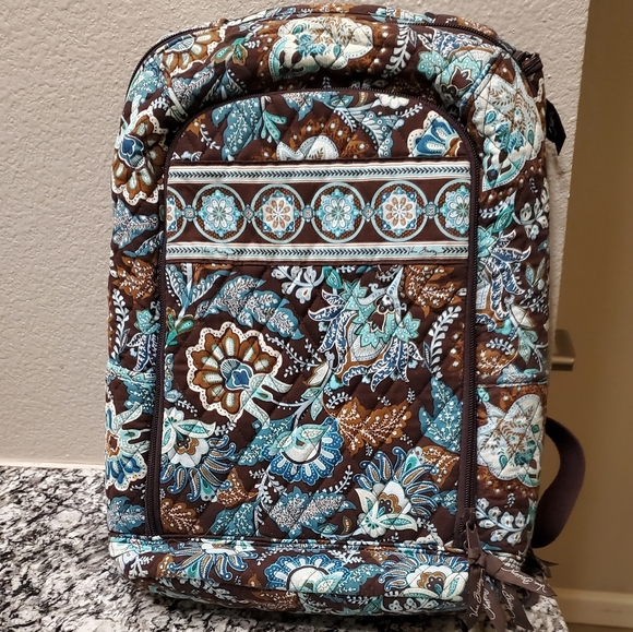 Vera Bradley   Java Blue Backpack   OS